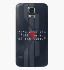 Cap & Bucky  Case/Skin for Samsung Galaxy