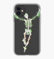 I Don't Care, I'm Dead iPhone Case
