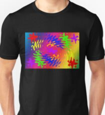 Psychedelic Splodge T-Shirt