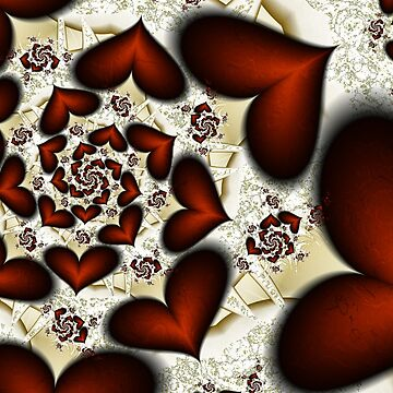 Hearts by bloorose