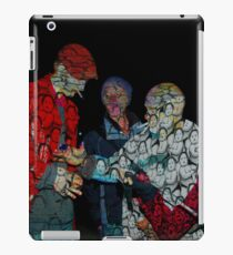 The Four Stooges iPad Case/Skin