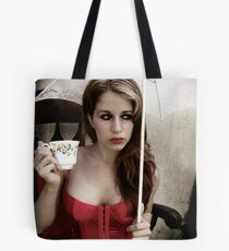 Tea Cup Fancy  Tote Bag