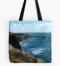 Cliffs of Dingle Tote Bag