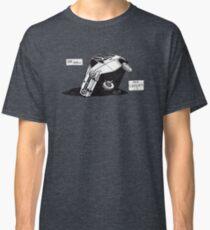 Reliant Robin in its natural habitat Classic T-Shirt