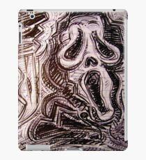 Ghostface iPad Case/Skin