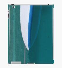 Surfing, the point... iPad Case/Skin