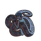 Sharp-tailed Snake-Boy by GhostGiraffe