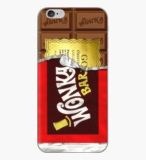 Willy Wonka Golden Ticket iPhone Case