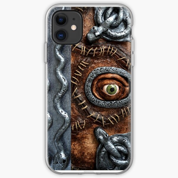 Hocus Pocus Spell Book Phone Case iPhone Soft Case
