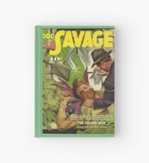 Doc Savage April 1941 Hardcover Journal