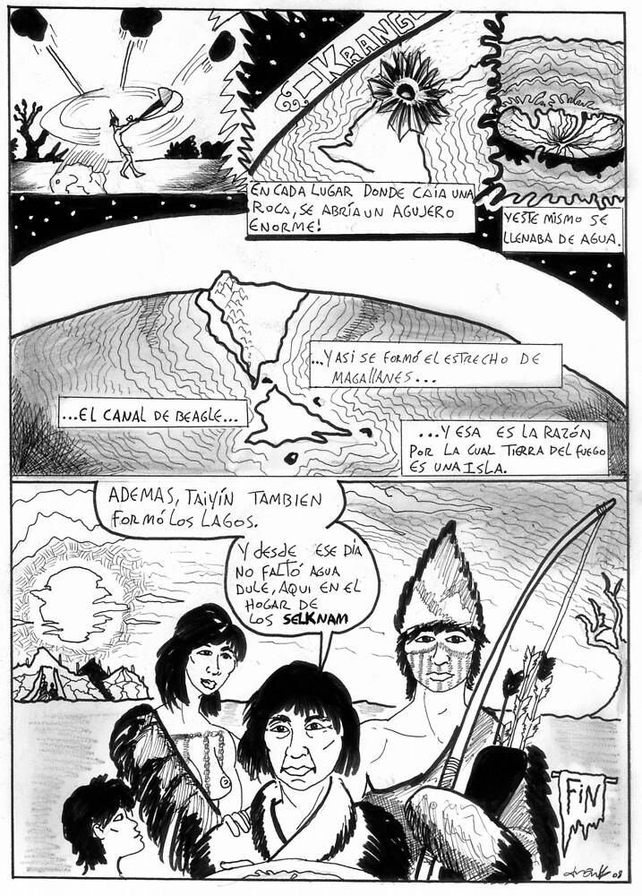 Leyendas Onas 7 by Bob Frassinetti