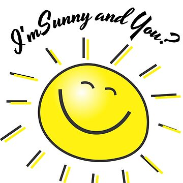 I'm Sunny  by Mizzo1