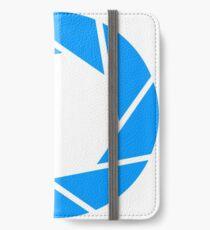 Aperture Laboratories iPhone Wallet/Case/Skin