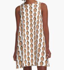 Nicolas Cage A-Line Dress
