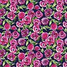 Rose Profusion Bouquet by LIMEZINNIASDES