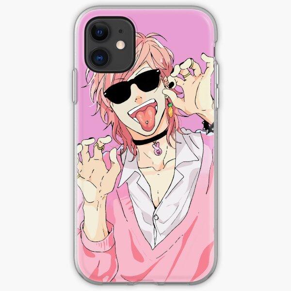 Yarichin Yuri iPhone Soft Case