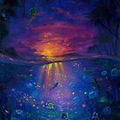The Cove Underwater Scene by Erica Kilbourn