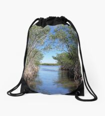 Everglades Drawstring Bag