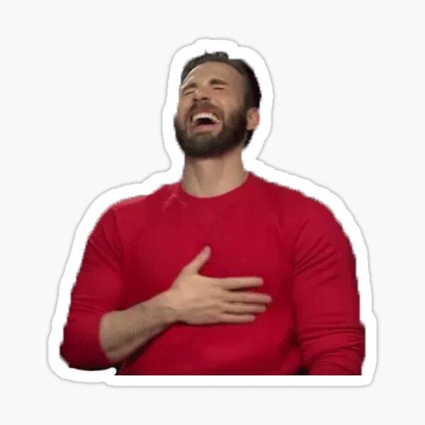 evans left boob grab Sticker