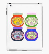 Marmite pop art iPad Case/Skin