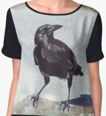 Keepers of the Sacred Law Chiffon Top