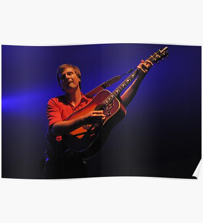 One String Harp Poster
