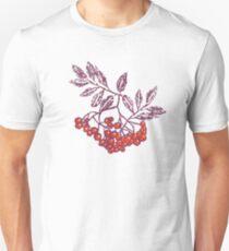 Rowanberries Fall Unisex T-Shirt