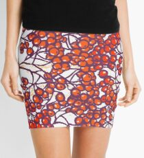Rowanberries Fall Mini Skirt