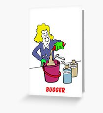 Chemicals Greeting Card