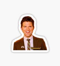 yay Sticker