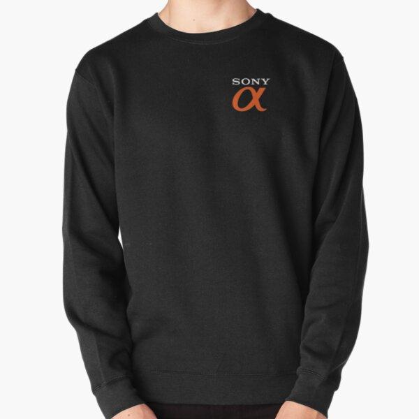 alpha sony Pullover Sweatshirt