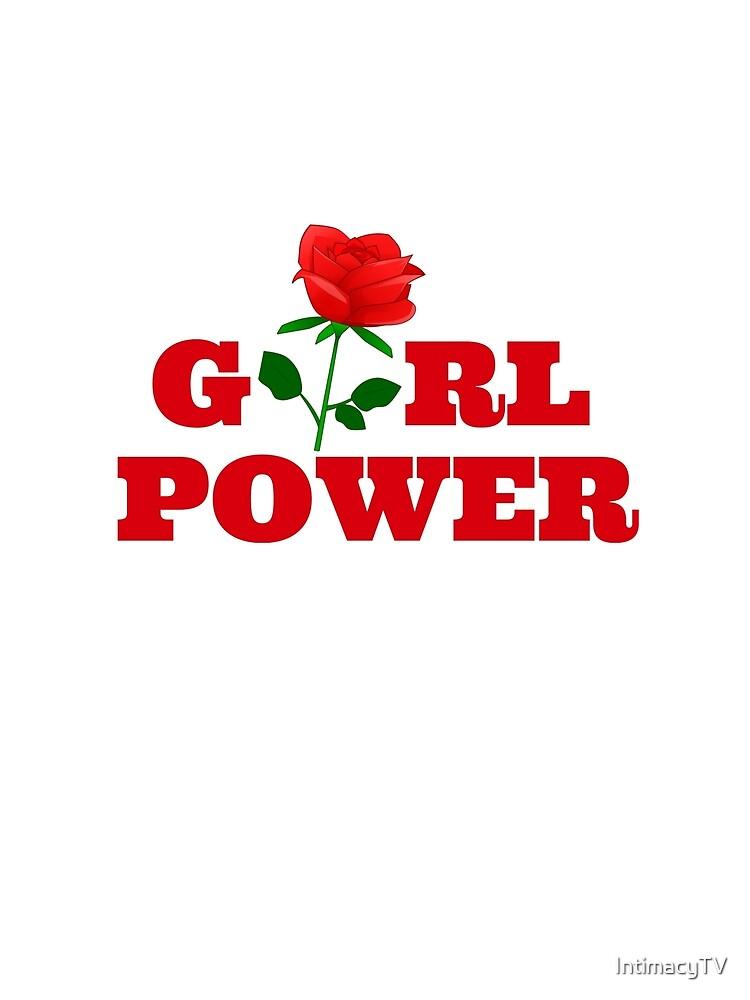 Girl power by SacredPotential