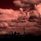 After the sunset (Toronto)...! by sendao