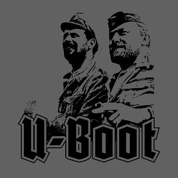German U-Boot by bumblethebee