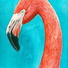 Flamingo by Katerina Kirilova