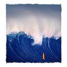 Blue Wave. by Alex Preiss
