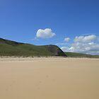 Makellosen Sands von SunriseRose