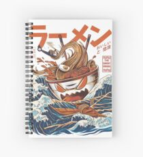 JAPANESE DESIGN Spiral Notebook