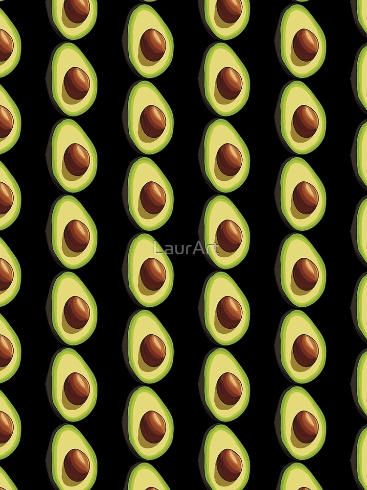 Avocado - Part 1 by LaurArt