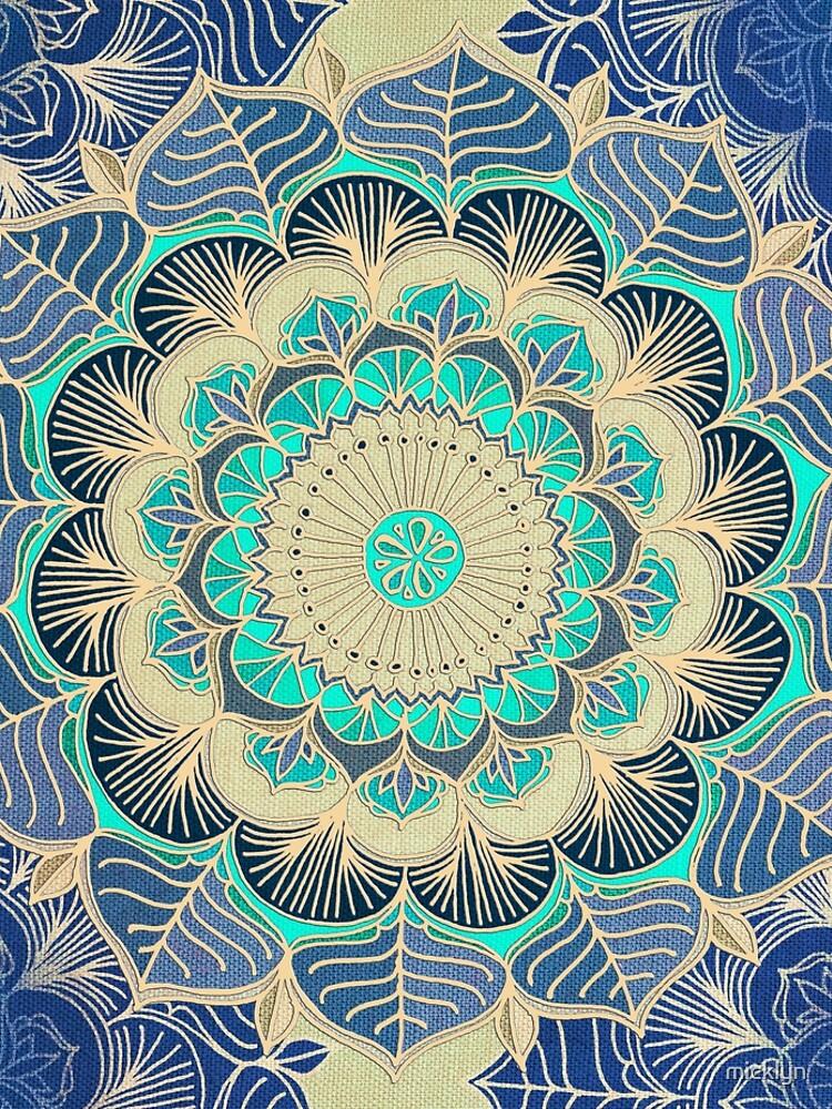 Midnight Bloom by micklyn