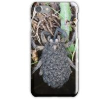 A Family Outing. iPhone Case/Skin