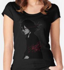 My Hero Academia : Eraser Head Women's Fitted Scoop T-Shirt