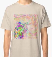 Hiding in color swirl again Classic T-Shirt