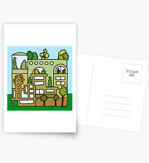 DAVID TECH - 2068 #001 Postkarten