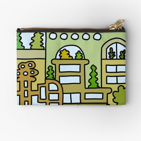 DAVID TECH - 2068 #001 Zipper Pouch
