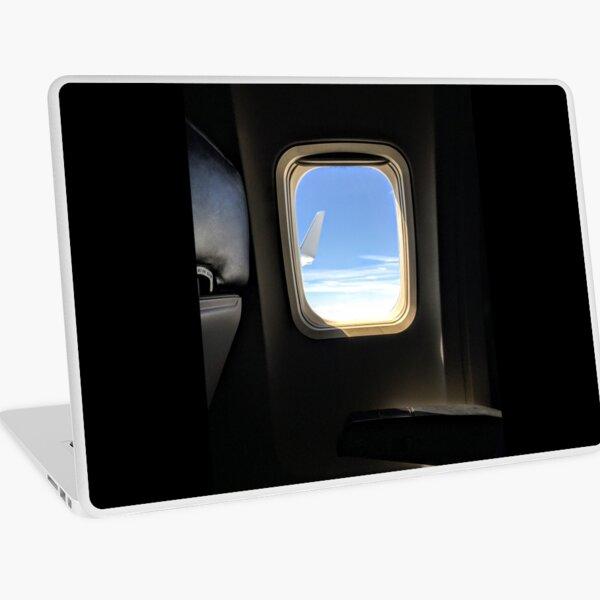 Window Seat Laptop Skin