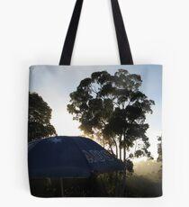 early Australian Morning Tote Bag