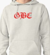 GBC RED Pullover Hoodie