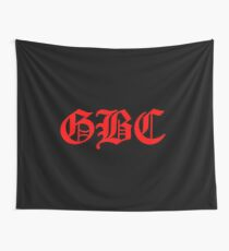 GBC RED Wall Tapestry