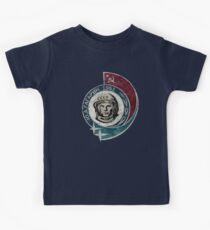 CCCP Yuri Gagarin 1961 Kinder T-Shirt